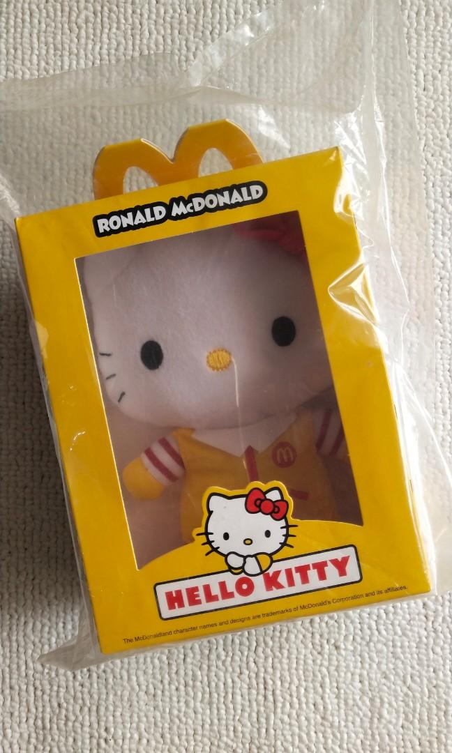 Boneka Hello Kitty versi Kolektor