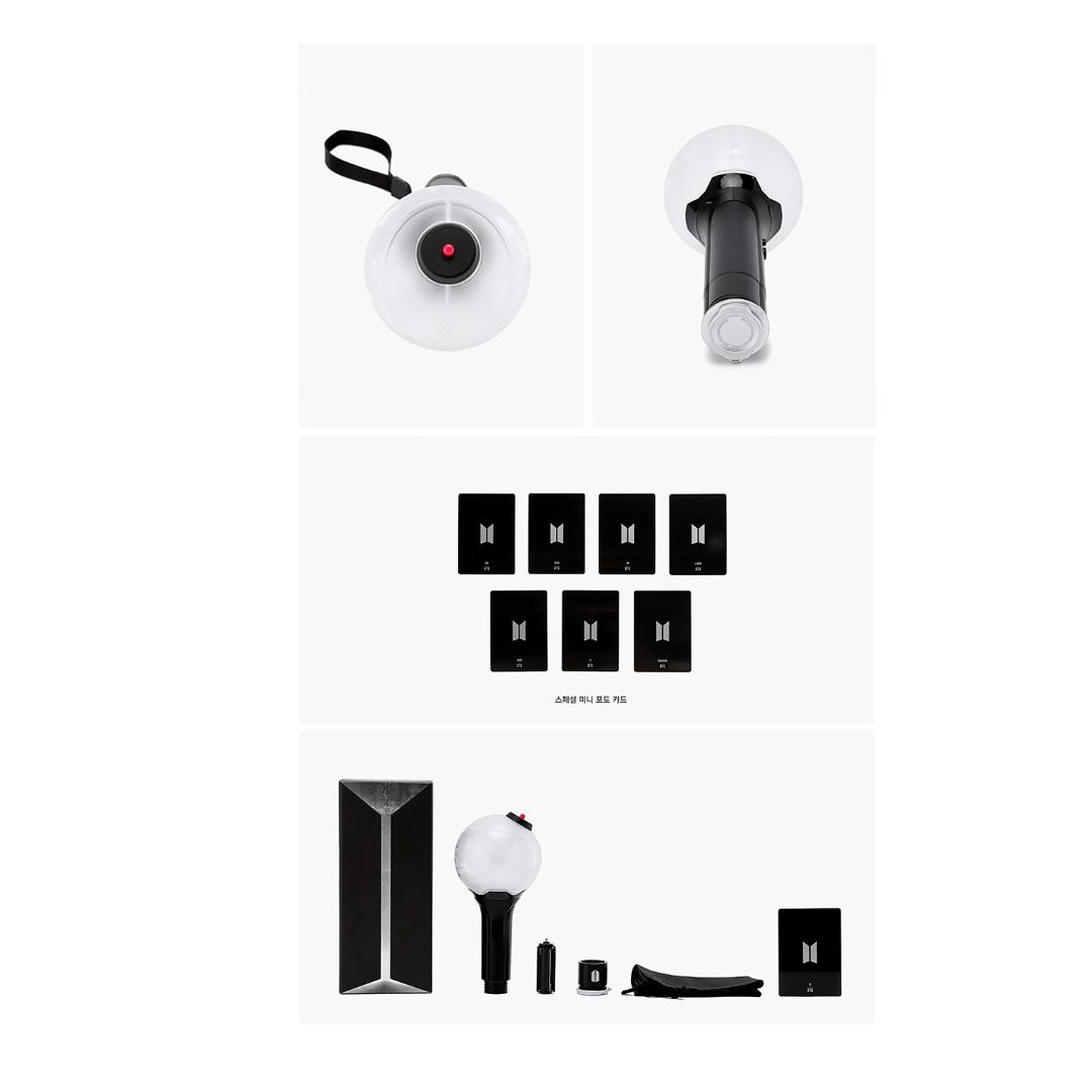 BTS Official Light Stick Ver.3 [Incoming Ready Stocks]