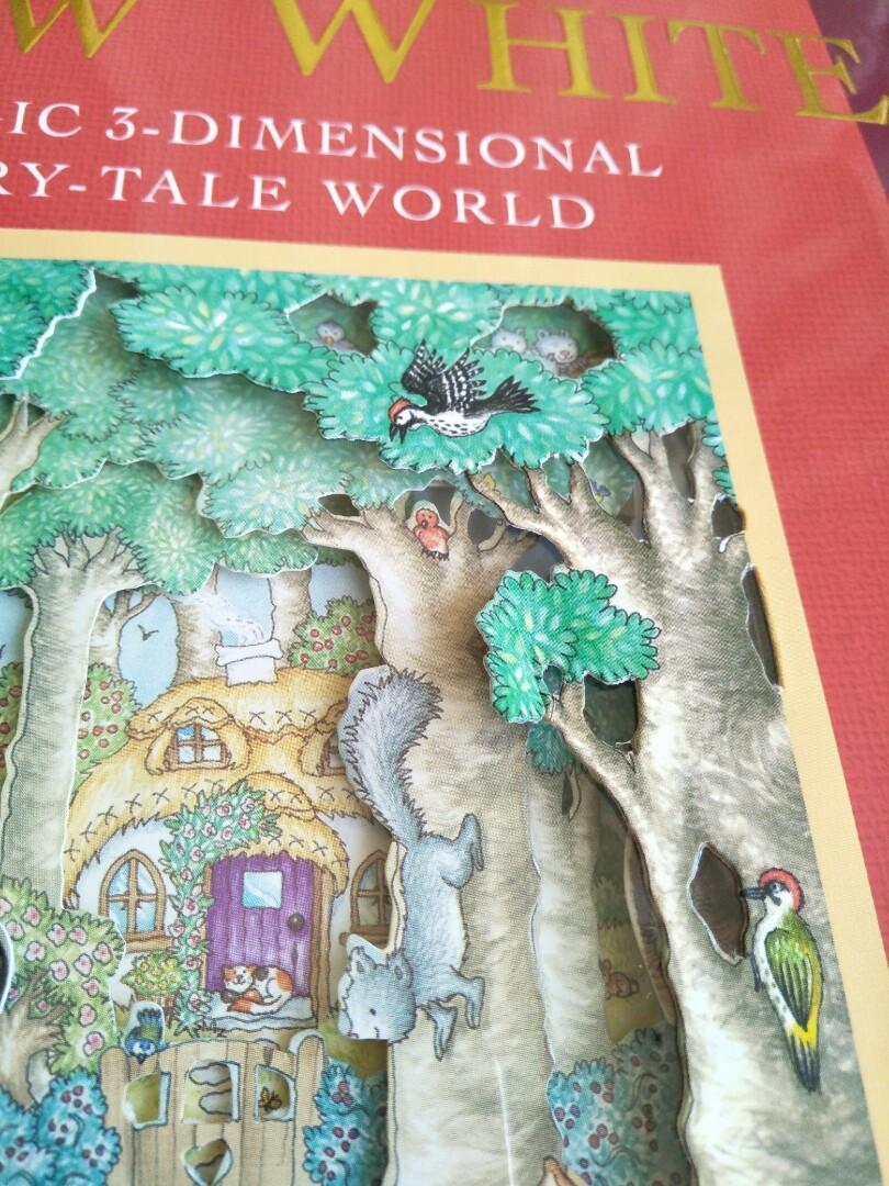 Buku Cerita Anak 3D