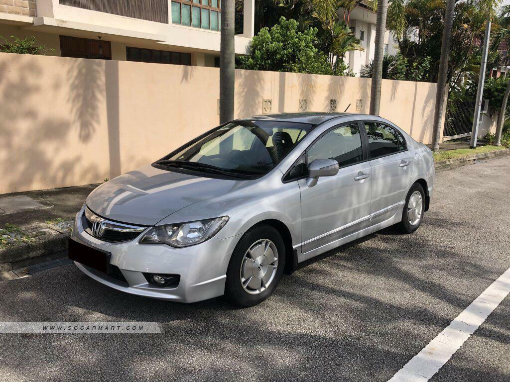 Calling out pte hirer ... Honda Civic hybrid for rent