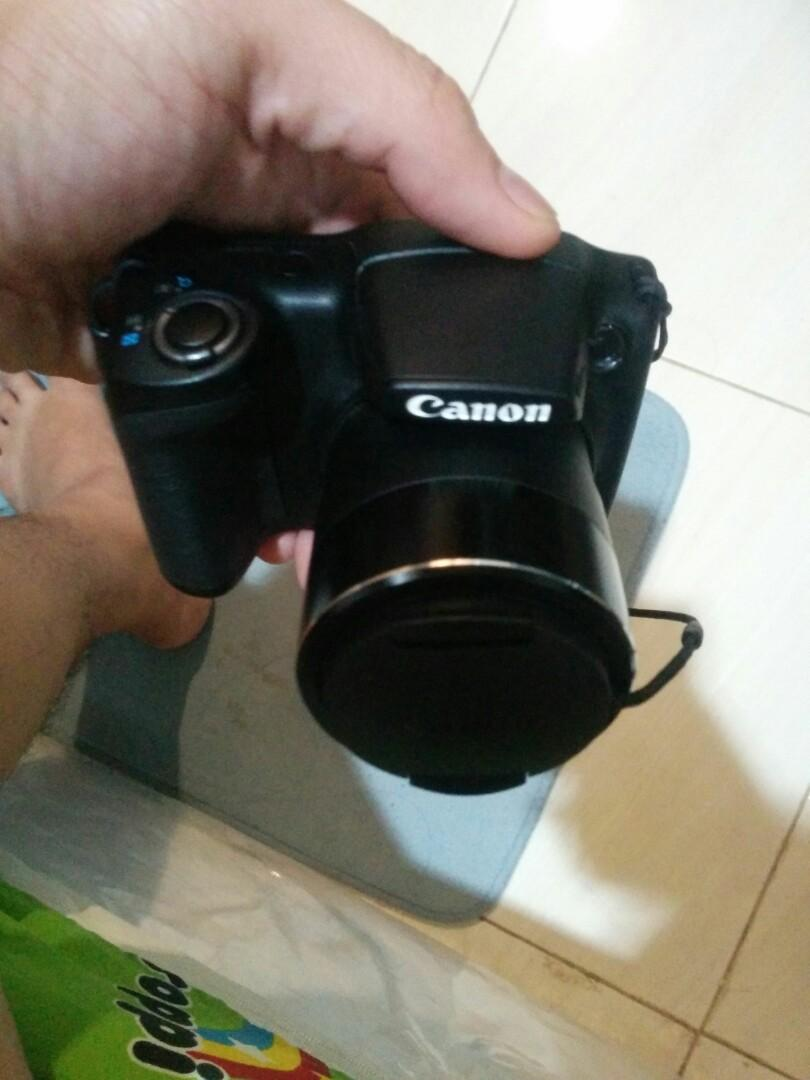 Camera Canon Power Shoot SX 410 IS
