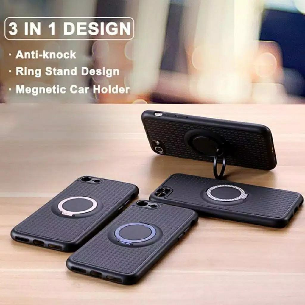 Case Carbon IFace Ring😍