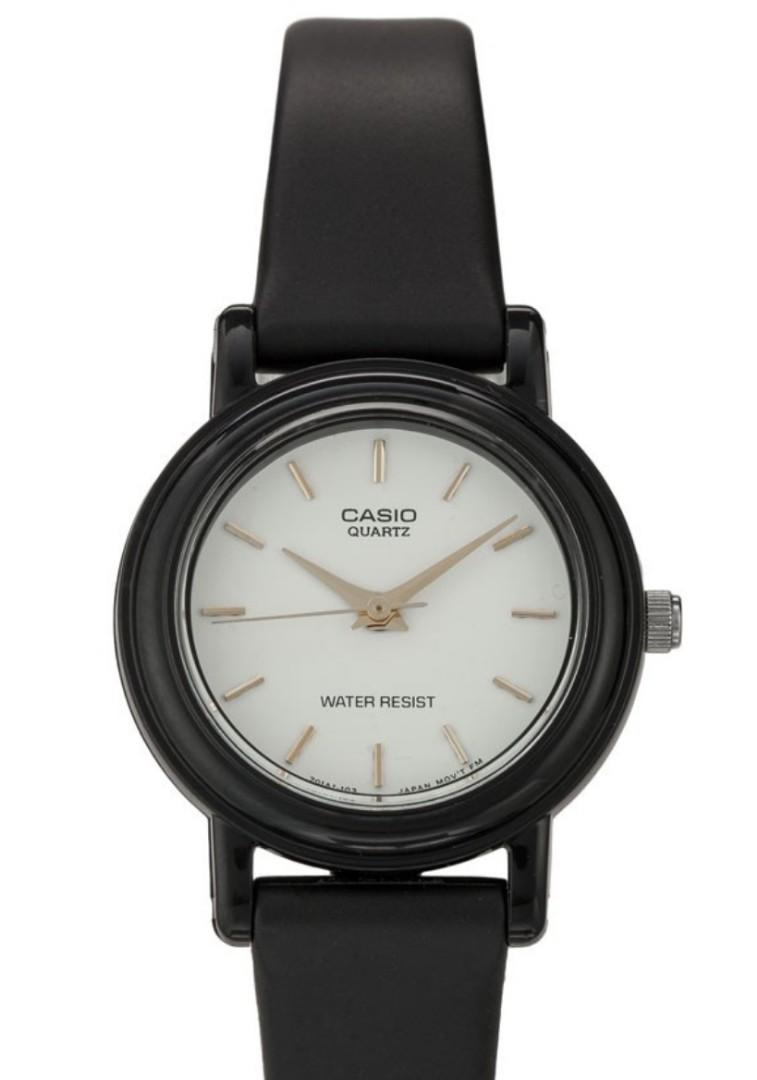 Casio Woman Analog Watch LQ 139 emv original