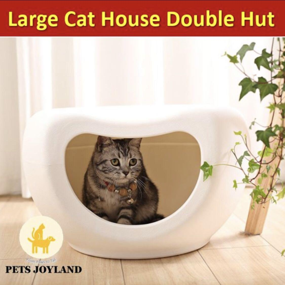 Cat House double layered
