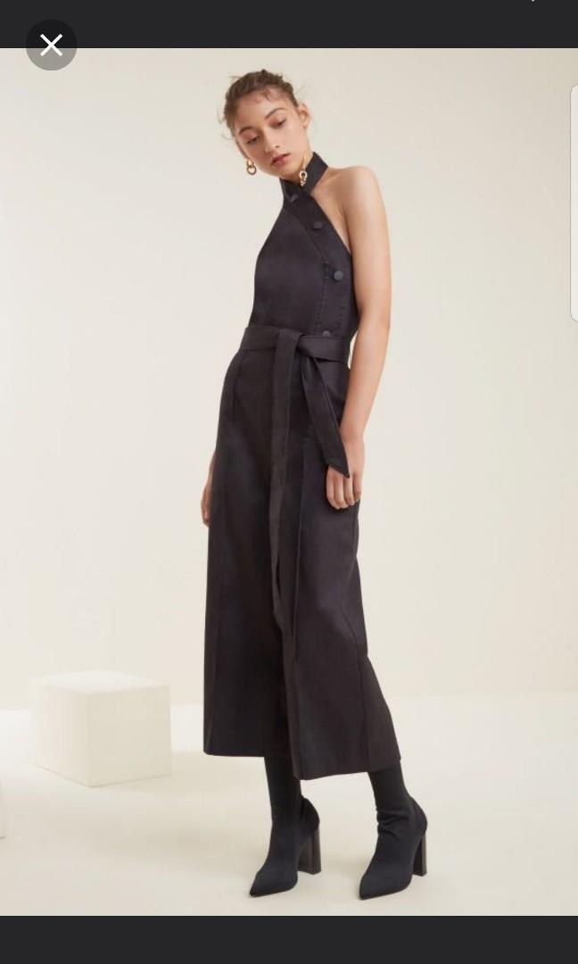 C/MEO COLLECTIVE Cameo Desire Jumpsuit