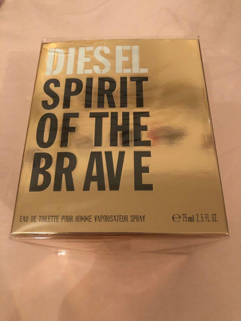 Diesel spirit of the brave eau de toilette for men