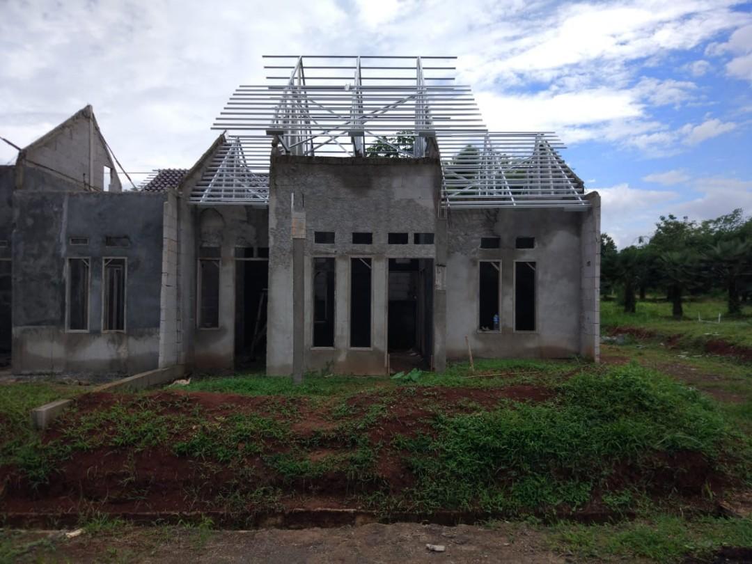 Dijual rumah type 45 di ragajaya citayam