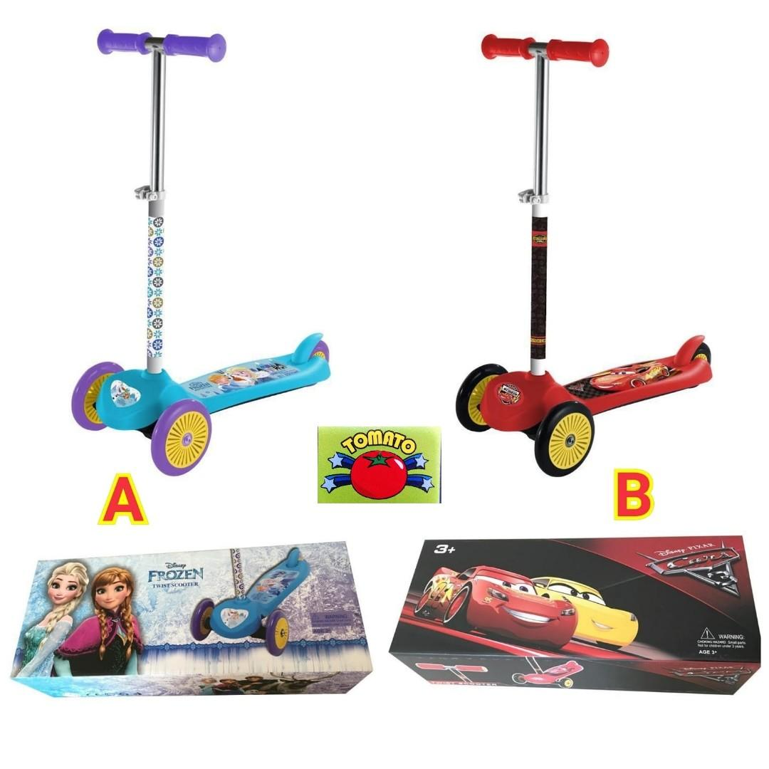 🛴Disney Frozen & Cars 兒童滑板車🛴