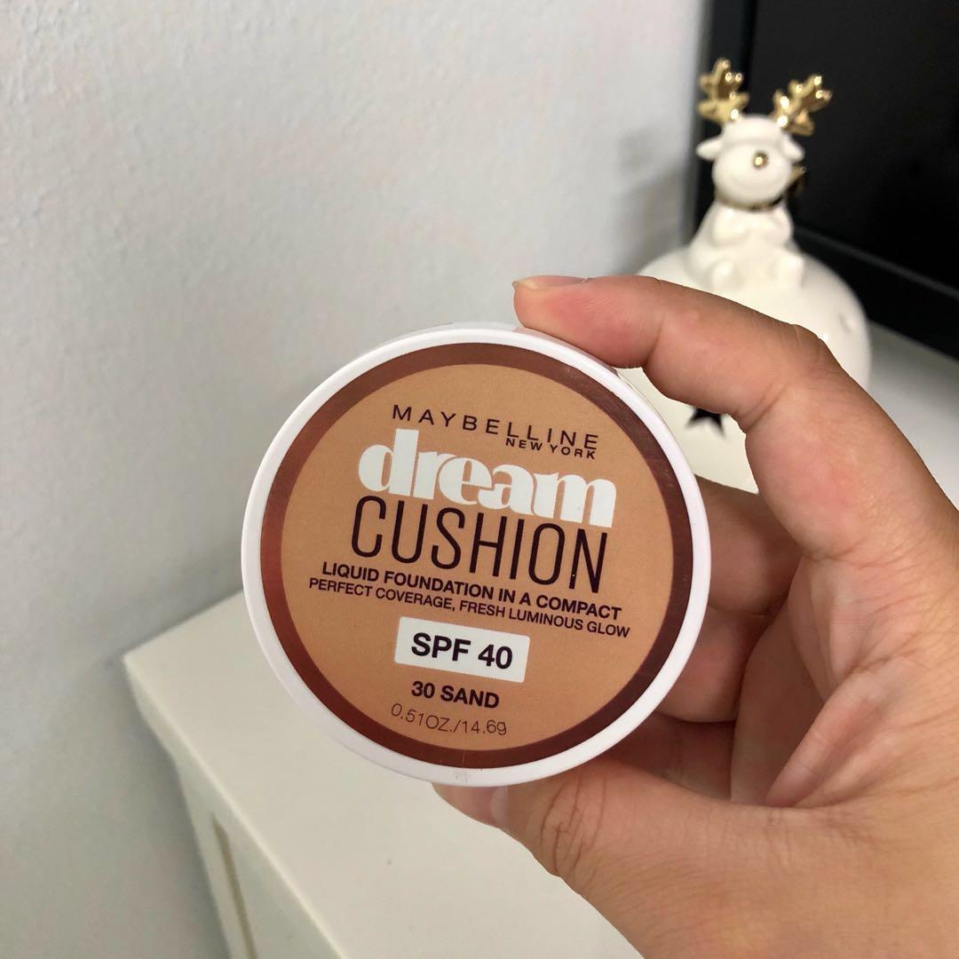 Dream Cushion Liquid Foundation