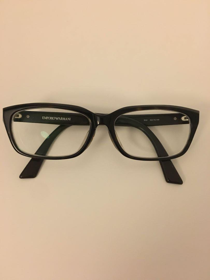 armani spectacles
