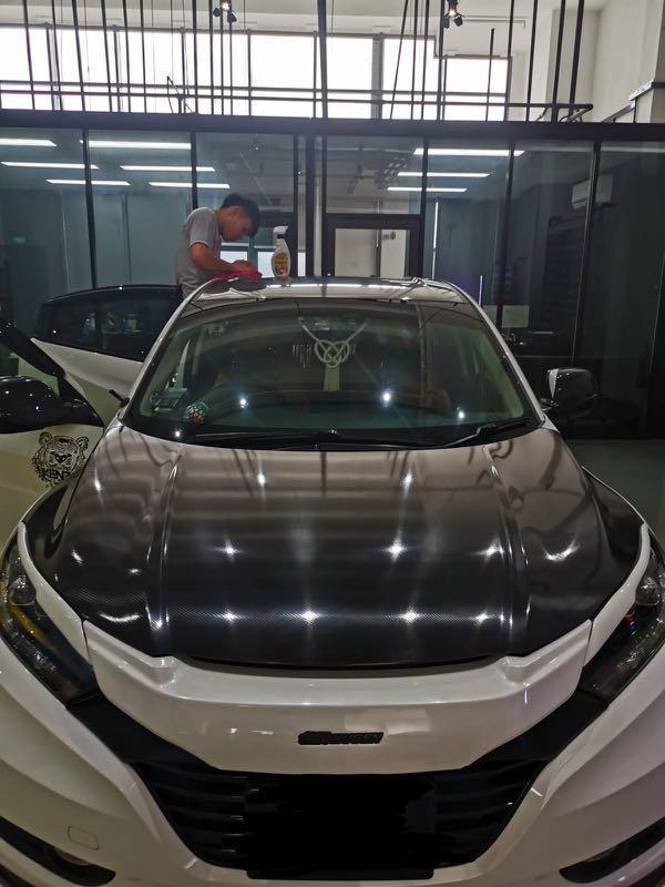 FULL CAR VINYL WRAP