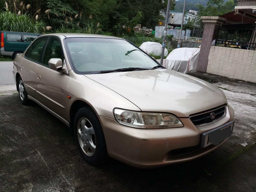 HONDA ACCORD 2.3 2000