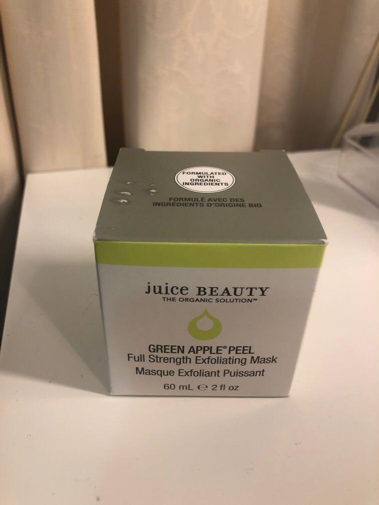 Juice Beauty Green Apple Exfoliating Mask
