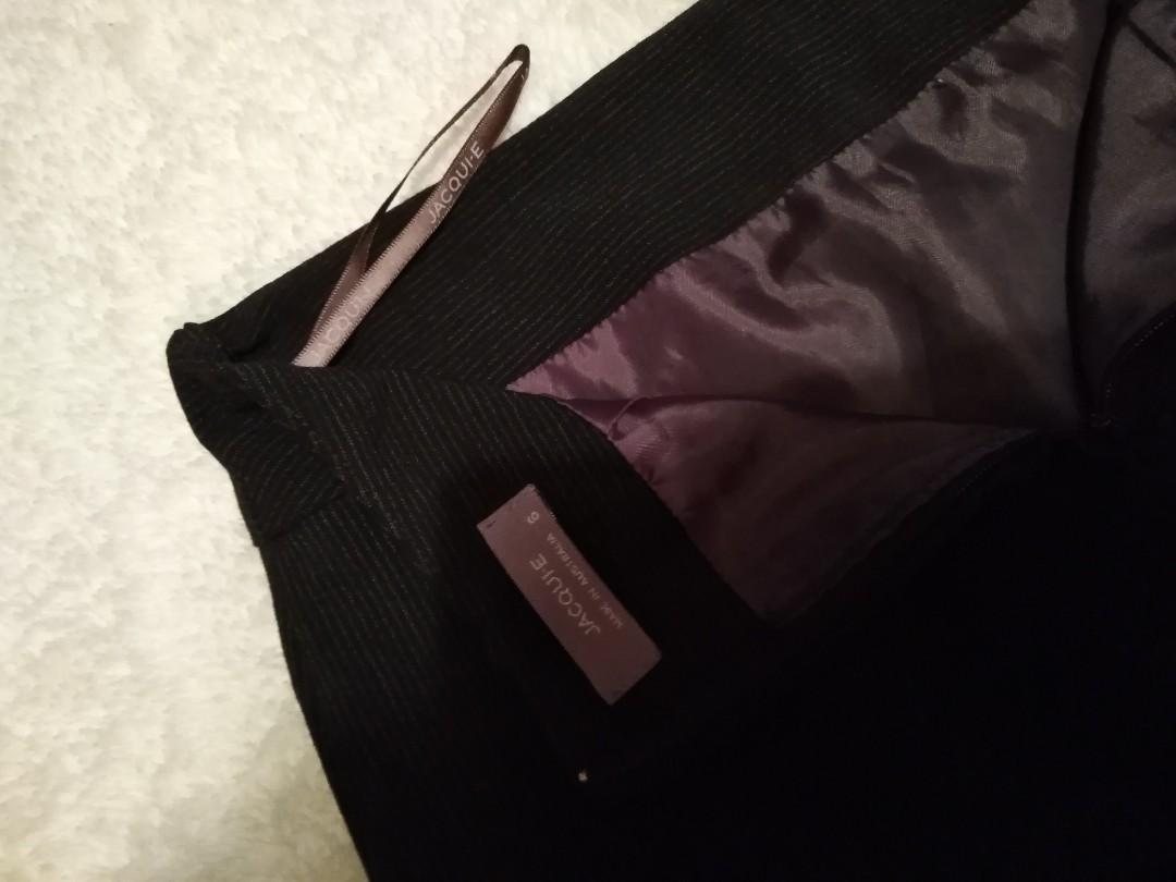Knee length work skirts