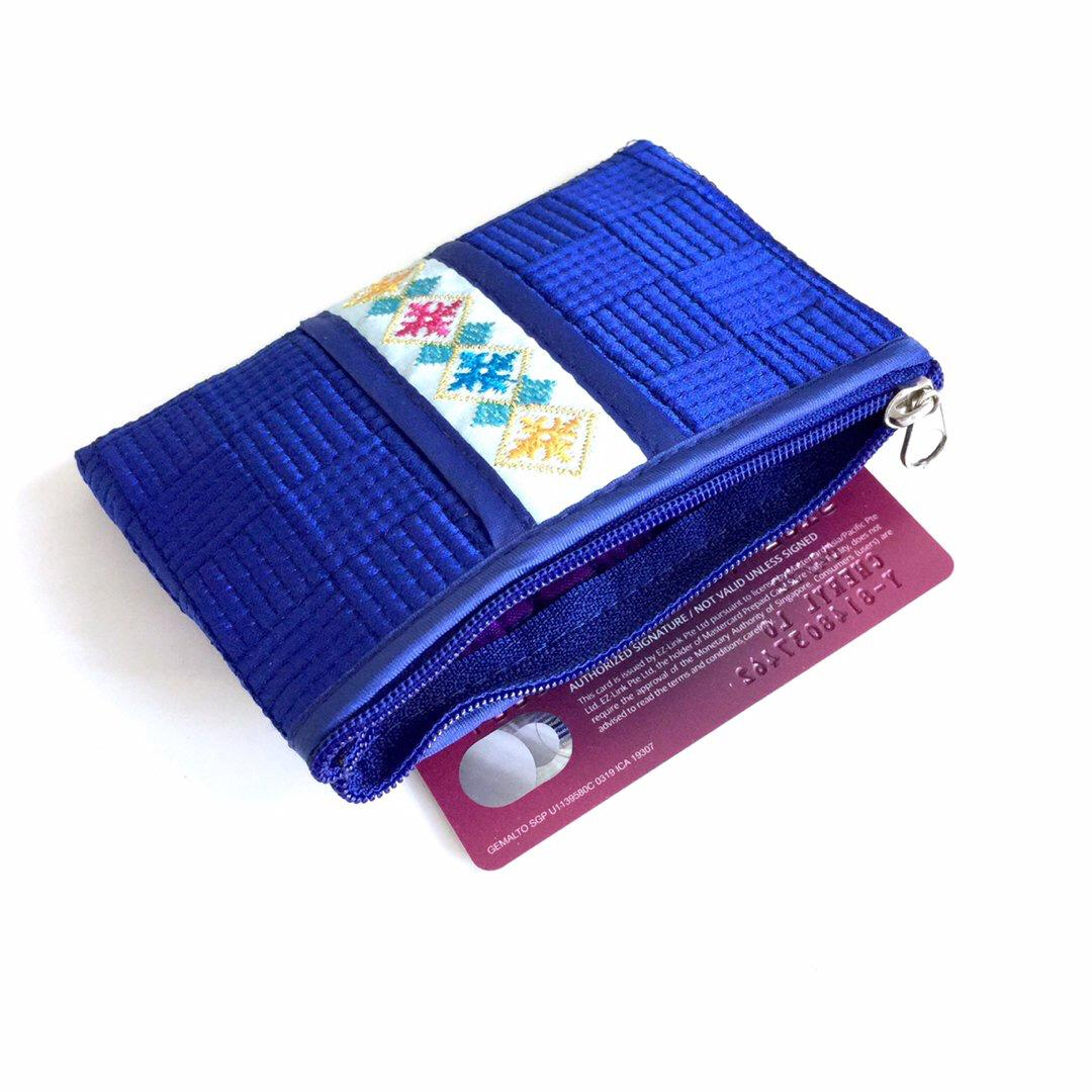 Korea coin pouch card holder