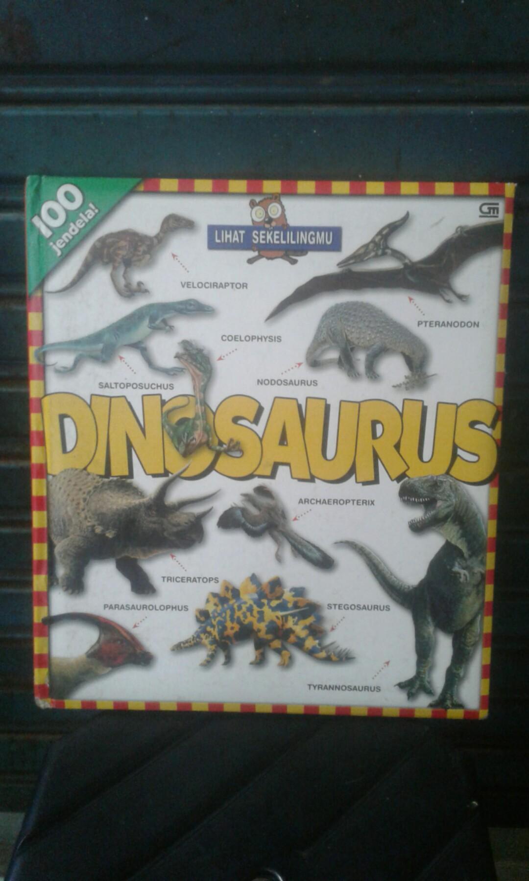 Lihat Sekeliling: Dinosaurs