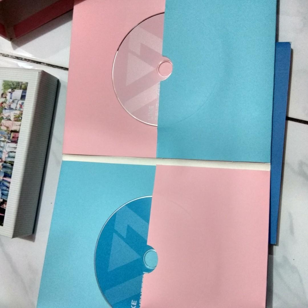 Like Seventeen Boys Wish Concert Special DVD & Photobook