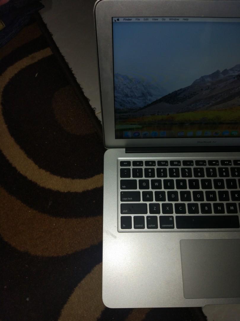 Macbook Air 13 in early 2017