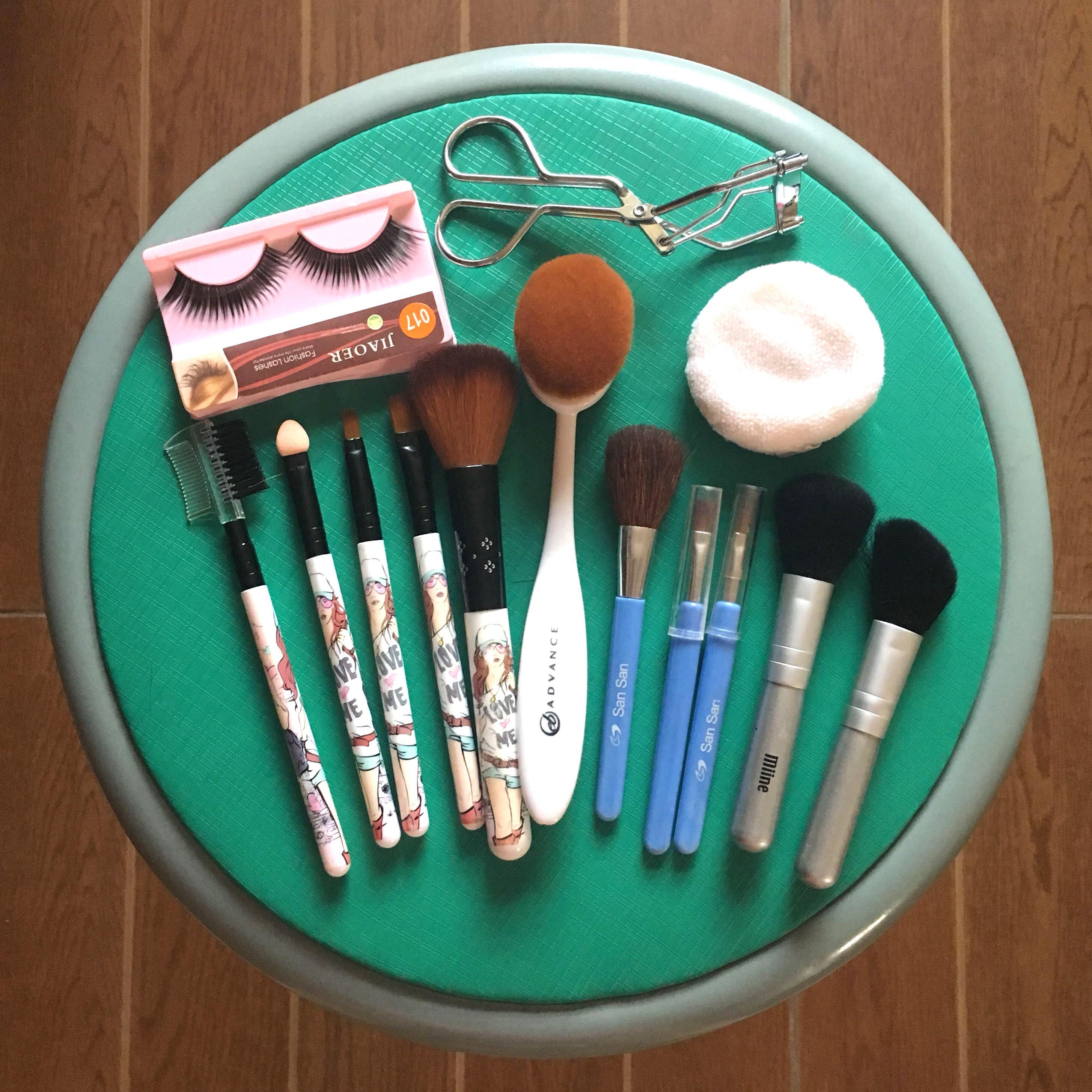 Sansan Makeup Brushes Makeupview Co