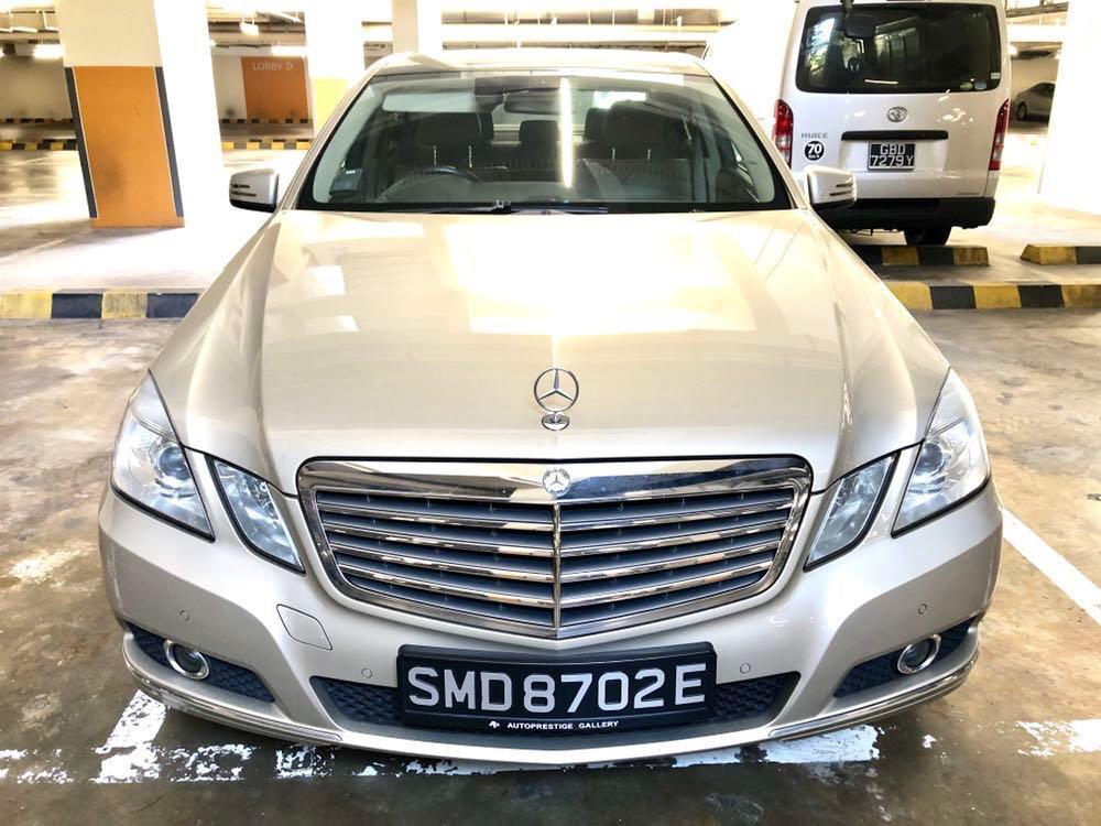 Mercedes-Benz E250 CGI Rent $440/week : $62/day