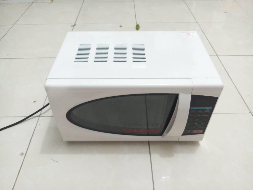 Microwave jual rugi dan butuh