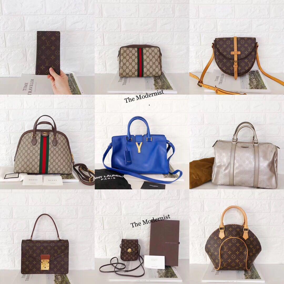 Mid Season Sale List: Siapa Cepat Siapa Dapat - Louis Vuitton, Gucci, YSL