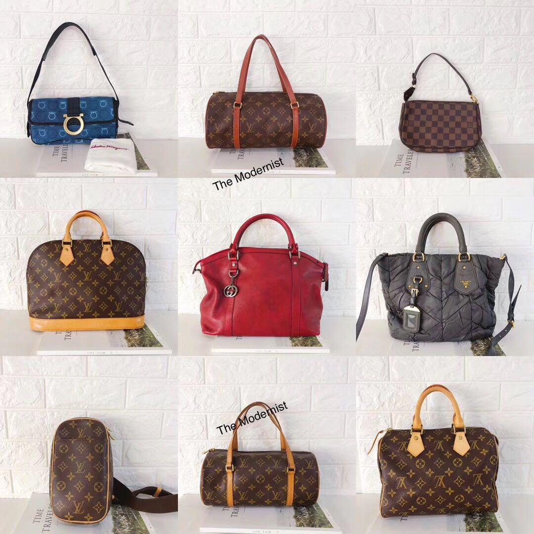 Mid Season Sale List: Siapa Cepat Siapa Dapat - Louis Vuitton, Prada, Gucci, Ferragamo