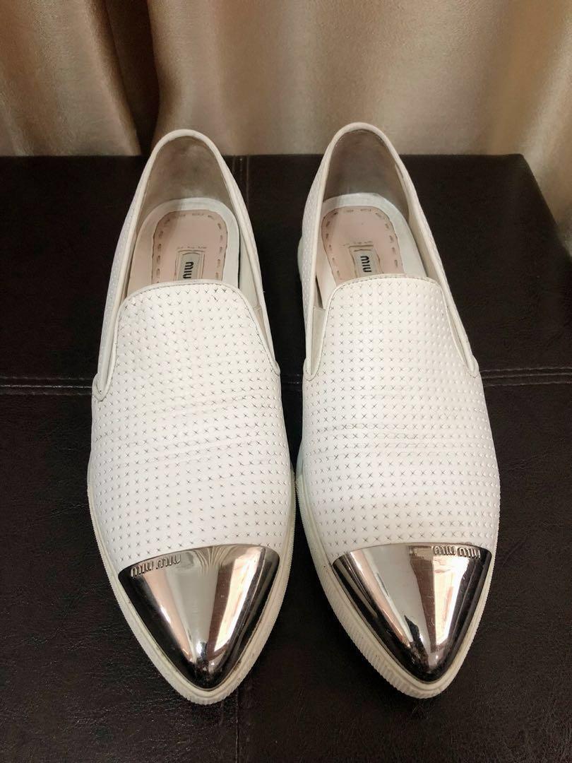 Miu miu authentic shoes
