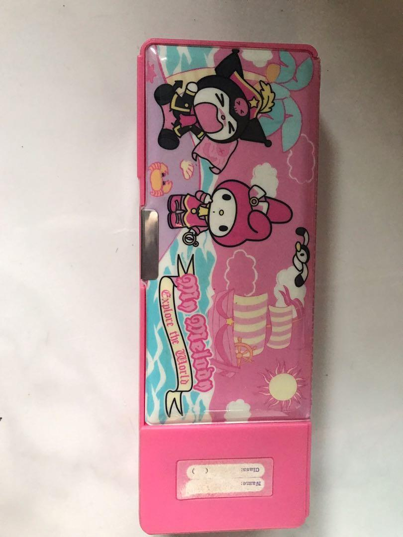 my melody pencil case