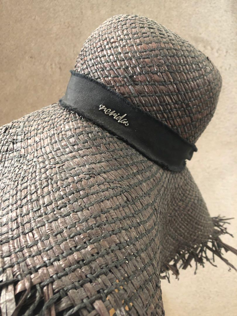 Nerida Winter Straw Hat