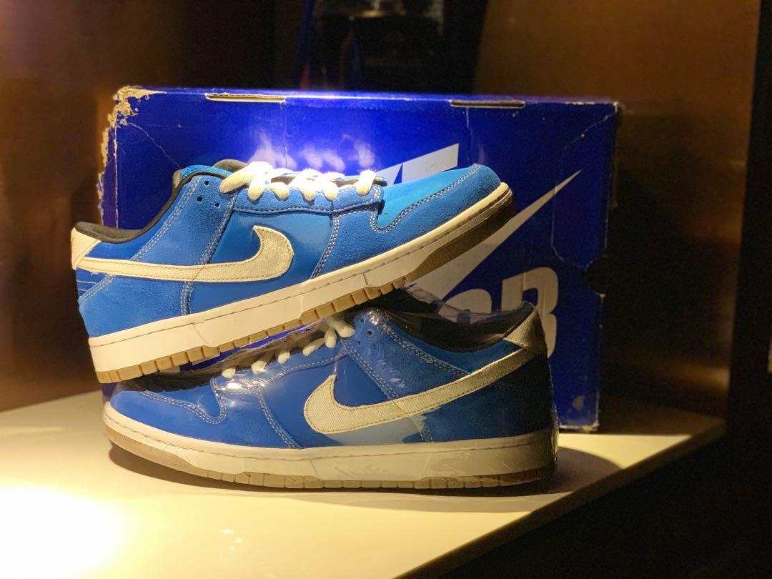 san francisco be274 36d3d Nike Dunk Low SB Chun Li US9 on Carousell
