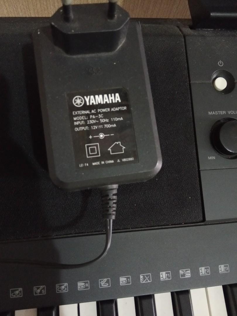Portable Keyboard Yamaha PSRE-343