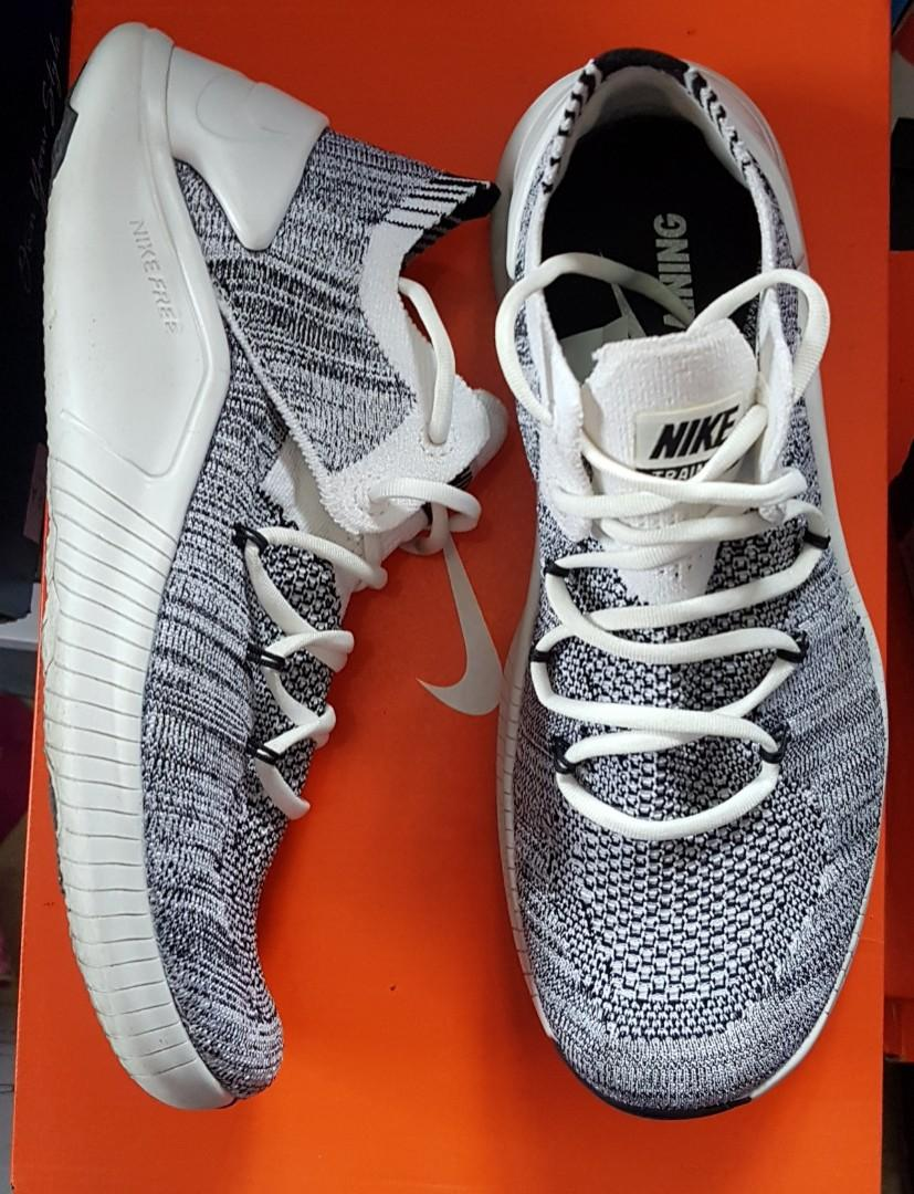 61ebee6066b2c PRELOVED: Nike Free TR Flyknit 3 training shoes size 7.5 US for ...