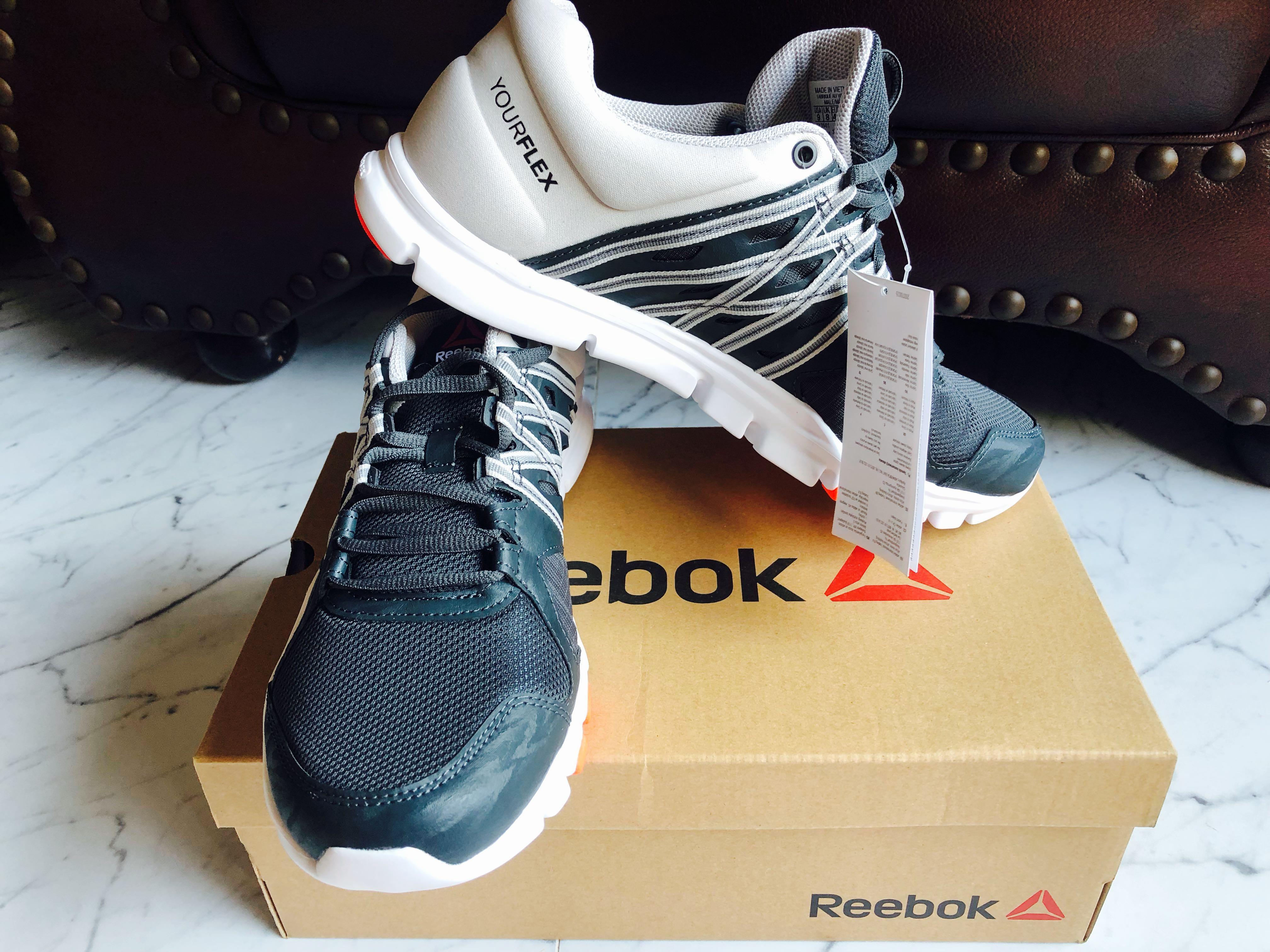 reebok yourflex train 8