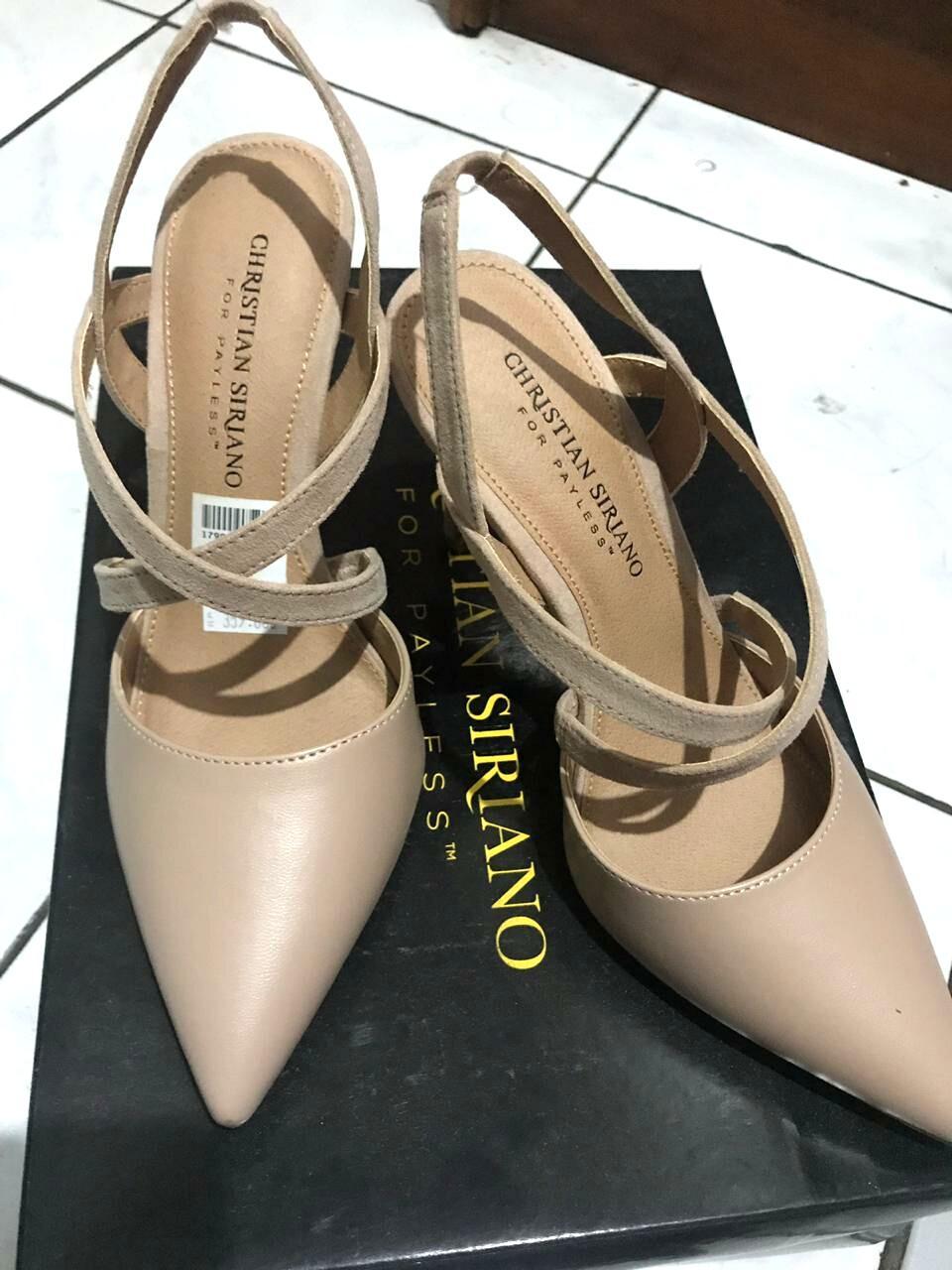 """Sepatu Wanita Payless """"Christian Siriano"""" High Heels"""