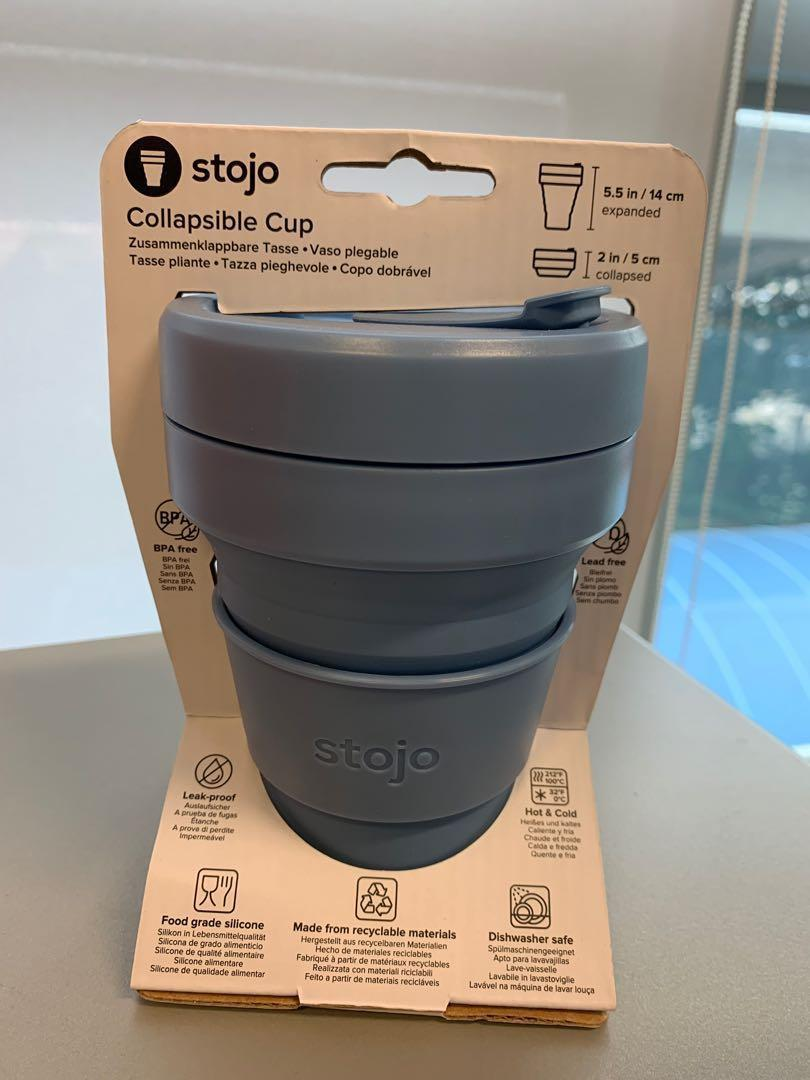 Starbucks x Stojo Collapsible Cups (Blue)