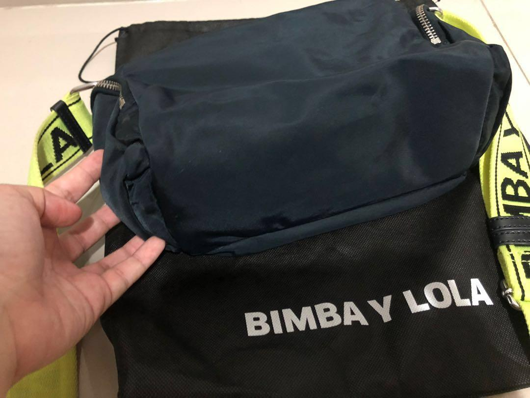 Tas Bimba Y Lola Preloved Green/Hijau