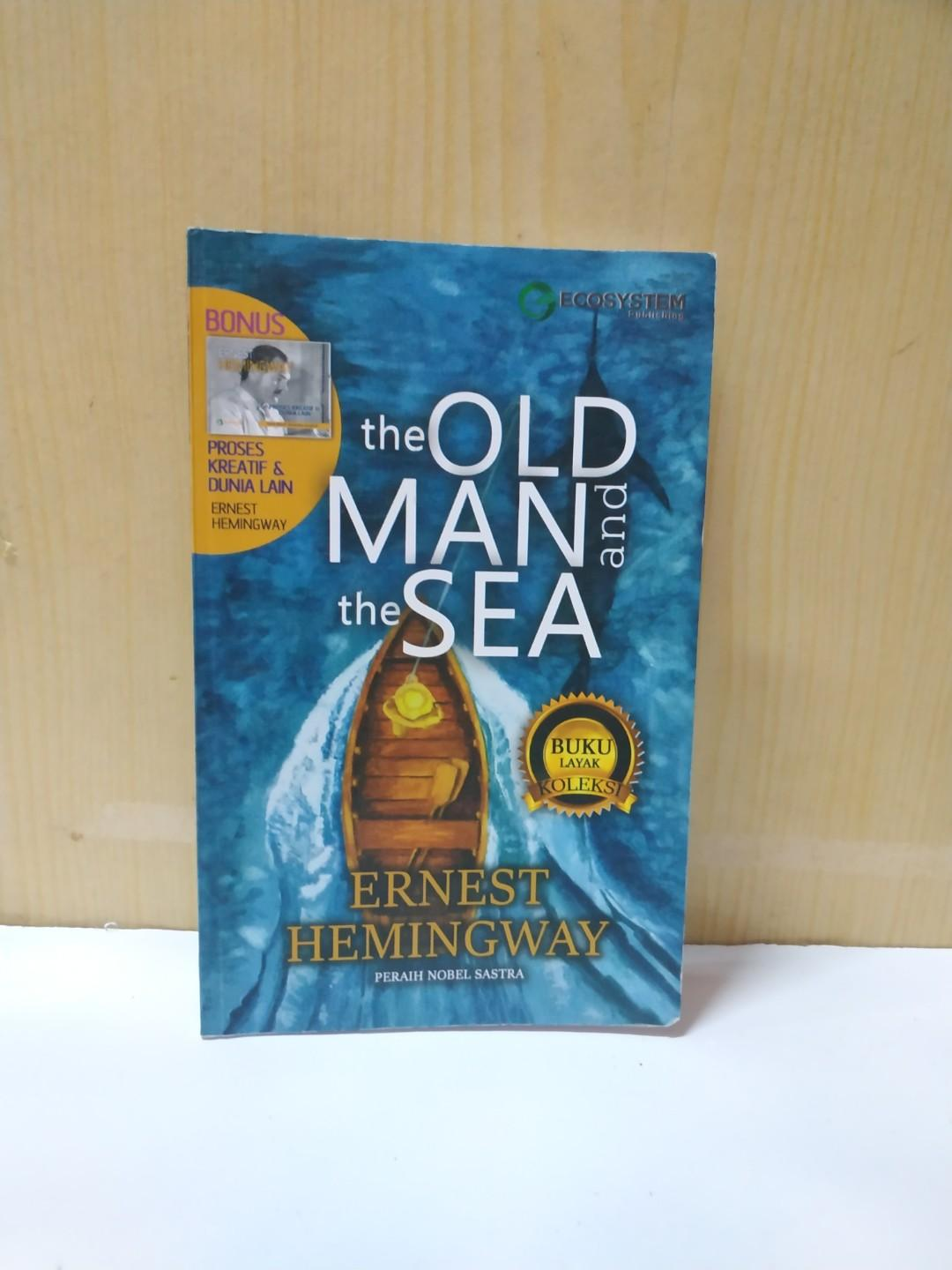 The Old Man and The Sea - Ernest Hemingway (Bahasa Indonesia)