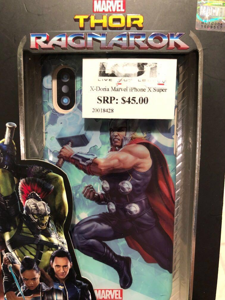 Thor ragnarok limited edition iphone case, Mobile Phones