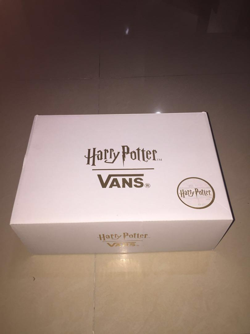 Vans x Harry Potter Deathly Hallows