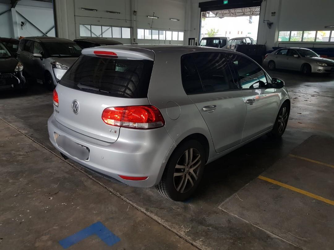 Volkswagen Golf 1.4 Sport TSI DSG Auto