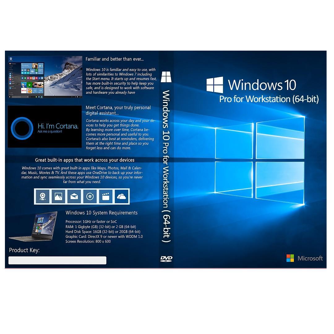 Windows 10 Professional Workstation on Carousell