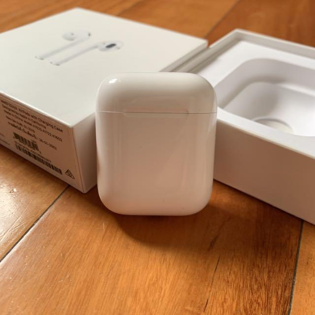 Wired AirPods Charging Case