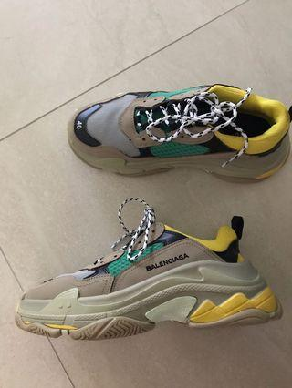 Fake Balenciaga shoes