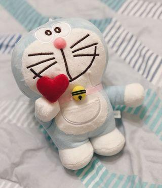 Genuine Cute Doraemon plush toy (Ready Stock)