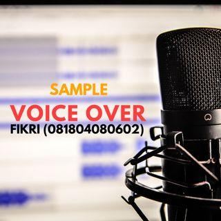 Voice over tallent male