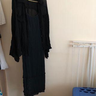 荷蘭套裝外套+洋裝