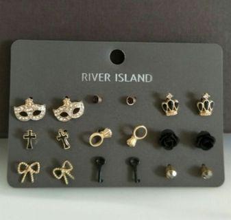 🚚 ❤全面買3送1⭐️全新⭐️ River Island 耳環