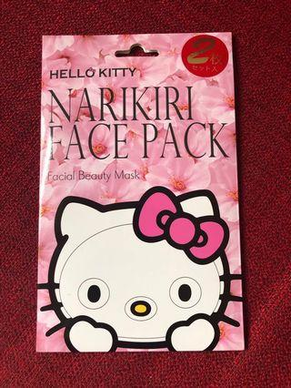 Hello Kitty Facial Masks