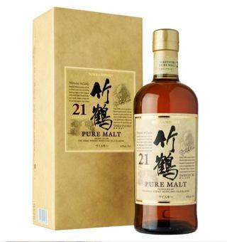 Nikka Taketsuru 21 Jap Whisky
